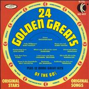 Click here for more info about 'Various-60s & 70s - 24 Golden Greats'