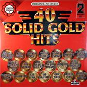 Click here for more info about 'Various-60s & 70s - 40 Solid Gold Hits'