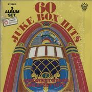 Click here for more info about 'Various-60s & 70s - 60 Juke Box Hits'