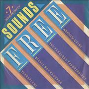 Click here for more info about 'Various-60s & 70s - 7 Solid Inches Of Sounds Free EP'