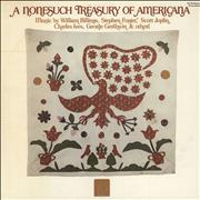 Click here for more info about 'Various-60s & 70s - A Nonesuch Treasury Of Americana'