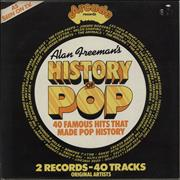 Click here for more info about 'Various-60s & 70s - Alan Freeman's History Of Pop - EX'