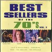 Click here for more info about 'Various-60s & 70s - Best Sellers Of The 70's Vol. 2'