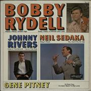 Click here for more info about 'Various-60s & 70s - Bobby Rydell, Johnny Rivers, Neil Sedaka And Gene Pitney'