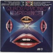 Various-60s & 70s CD-4 Quadraphonic Experience Germany vinyl LP