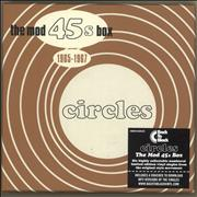 Click here for more info about 'Various-60s & 70s - Circles: The Mod 45s Box 1965-1967'