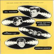 Click here for more info about 'Various-60s & 70s - Del Shannon / Wayne Fontana & The Mindbenders / The Shangri-Las / Herman's Hermits'