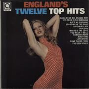 Click here for more info about 'Various-60s & 70s - England's Twelve Top Hits'