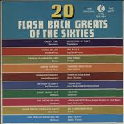 Click here for more info about 'Various-60s & 70s - Flash Back Greats Of The Sixties'