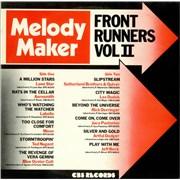 Various-60s & 70s Front Runners Vol II UK vinyl LP