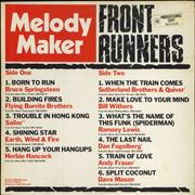 Various-60s & 70s Front Runners UK vinyl LP Promo