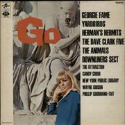 Click here for more info about 'Various-60s & 70s - Go'