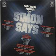 Click here for more info about 'Various-60s & 70s - Golden Hour Of Simon Says'