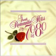 Click here for more info about 'Various-Pop - Great Romantic Hits Of The 70s And 80s'
