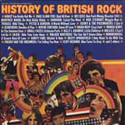 Click here for more info about 'Various-60s & 70s - History Of British Rock'