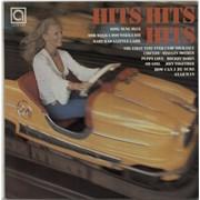 Various-60s & 70s Hits Hits Hits UK vinyl LP