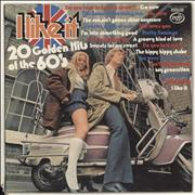 Click here for more info about 'Various-60s & 70s - I Like It - 20 Golden Hits Of The 60's'