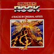 Click here for more info about 'Various-60s & 70s - Molten Rock'