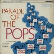 Various-60s & 70s Parade Of The Pops UK vinyl LP