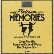 Click here for more info about 'Various-60s & 70s - Platinum Memories'