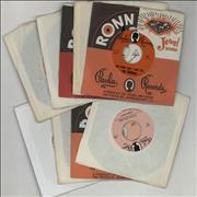 Click here for more info about 'Various-60s & 70s - Quantity Of Nine Paula Records 7