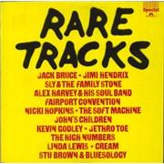 Various-60s & 70s Rare Tracks UK vinyl LP