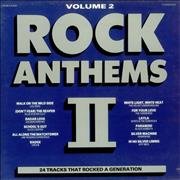 Click here for more info about 'Various-Rock & Metal - Rock Anthems - Volume 2'