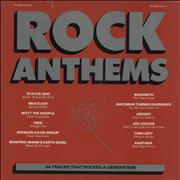 Click here for more info about 'Various-Rock & Metal - Rock Anthems'