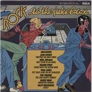 Various-60s & 70s Rock To The Jukebox UK vinyl LP
