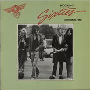 Various-60s & 70s Rocking Sixties - 16 Original Hits UK vinyl LP