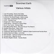 Click here for more info about 'Various-60s & 70s - Scorched Earth'