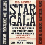 Click here for more info about 'Various-60s & 70s - Star Gala + Michael Caine & Jackie Trent autographs'