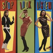 Click here for more info about 'Various-60s & 70s - Stop Look Listen'
