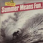 Click here for more info about 'Various-60s & 70s - Summer Means Fun'