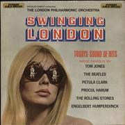 Click here for more info about 'Various-60s & 70s - Swinging London'