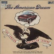 Click here for more info about 'Various-60s & 70s - The American Dream - The London American Legend - WOS'