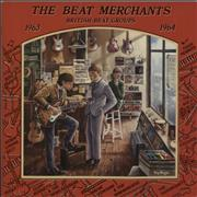 Click here for more info about 'Various-60s & 70s - The Beat Merchants: British Beat Groups 1963-1964'