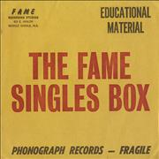 Click here for more info about 'Various-60s & 70s - The Fame Singles Box'