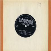 Click here for more info about 'Various-60s & 70s - The Guitar Album - Flexi-disc'
