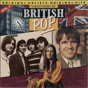 Click here for more info about 'Various-60s & 70s - The Hit Story Of British Pop Vol. 1'
