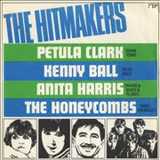 Click here for more info about 'Various-60s & 70s - The Hitmakers EP'