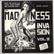 Click here for more info about 'Various-60s & 70s - The Madness Invasion Vol. 2'