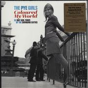 Click here for more info about 'Various-60s & 70s - The PYE Girls Coloured My World - RSD 2020 - 180gm Baby Blue Vinyl'