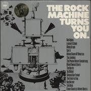 Click here for more info about 'CBS Records - The Rock Machine Turns You On - EX'