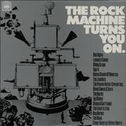 Click here for more info about 'CBS Records - The Rock Machine Turns You On'