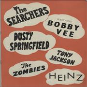 Click here for more info about 'Various-60s & 70s - The Searchers / Bobby Vee / Dusty Springfield / Tony Jackson / The Zombies / Heinz'