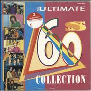 Various-60s & 70s The Ultimate 60s Collection UK 3-LP vinyl set