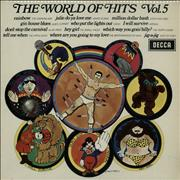 Click here for more info about 'Various-60s & 70s - The World Of Hits Vol. 5'