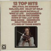 Various-60s & 70s Twelve Top Hits UK vinyl LP