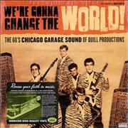 Click here for more info about 'Various-60s & 70s - We're Gonna Change The World! - Yellow Vinyl'